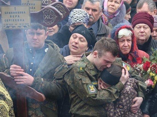 Трагедия в Кизляре