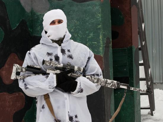 Перед 23 февраля «Росгвардия» устроила штурм в московском парке