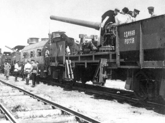 Мемуары командира бронепоезда: «Чеченцы вспахали железную дорогу»