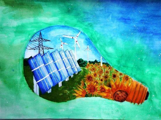 В «Ивэнерго» подвели итоги регионального этапа конкурса рисунков среди  детей сотрудников