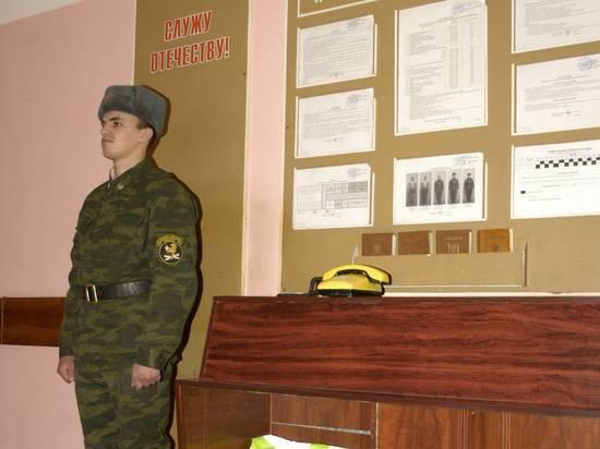 23 февраля: как проходят дежурства военных в праздник