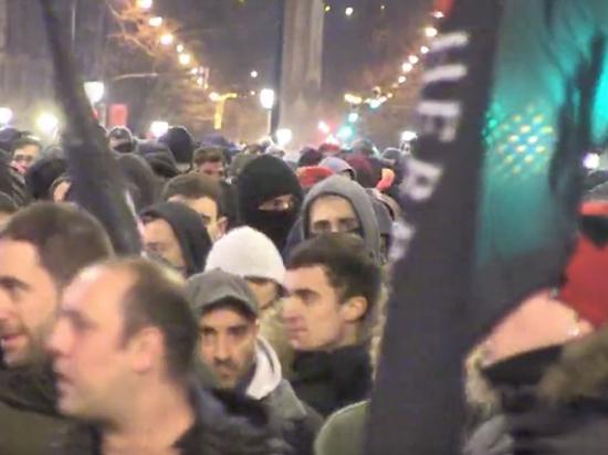 В Бильбао прошла акция против «Спартака»: «Полицейские гордились согражданами»