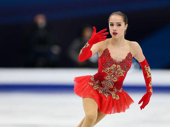 Фигуристка Загитова завоевала первую золотую медаль Олимпиады 2018 для России