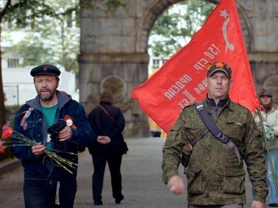 На Берлинском кинофестивале вспомнили о памятниках неизвестному и известному солдату