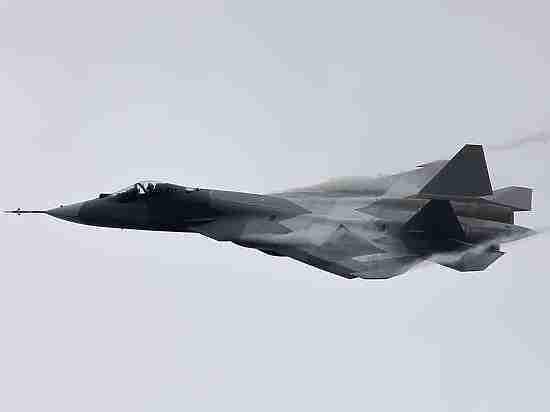 СМИ: в Сирию прибыли ещё два новейших российских истребителя Су-57