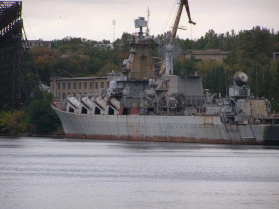 СБУ обвинила Россию в подготовке терактов: пытались взорвать крейсер «Украина»