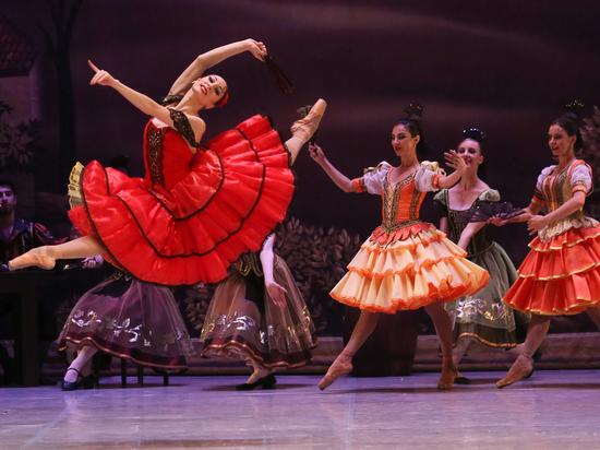 Дон Кихот в подмосковном театре затанцевал впервые за 150лет