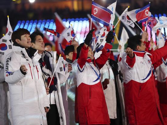 Политические итоги Олимпиады-2018: эксперт назвал иллюзией сближение двух Корей