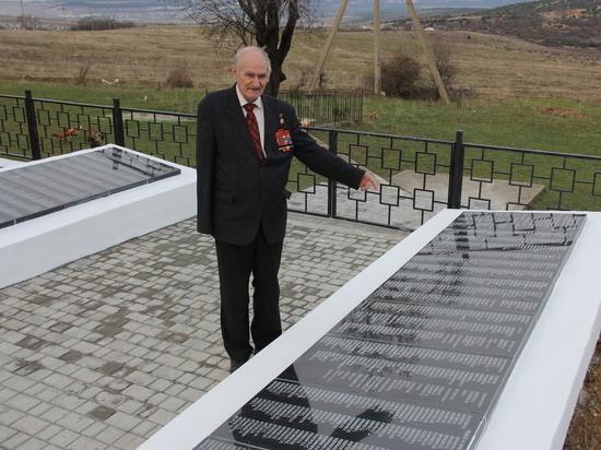 Ветеран один сражается за память о Приморской армии в Оборонном
