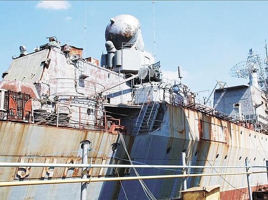 Крейсер «Украина» спасли от российских диверсантов: СБУ отчиталась об успехах