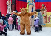 Праздничную череду событий открыл парк Питомник»
