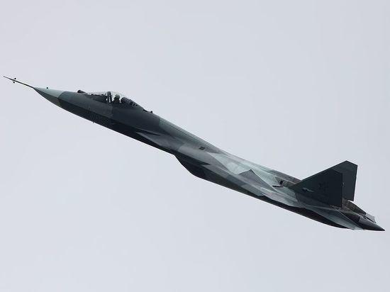 «Ъ»: о полноценном боевом применении Су-57 в Сирии речи пока не идет