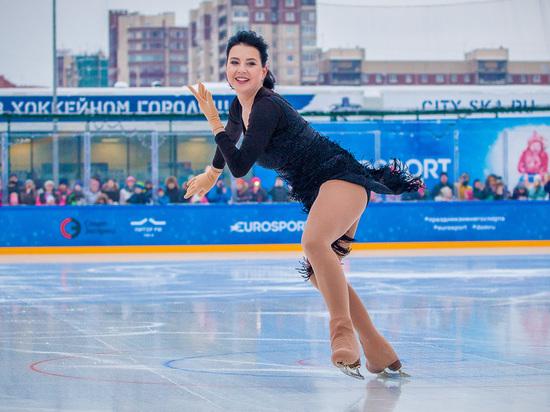 Фигуристка Ирина Слуцкая рассказала, зачем спортсмены идут в политику