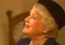 Умерла самая старая актриса Москвы