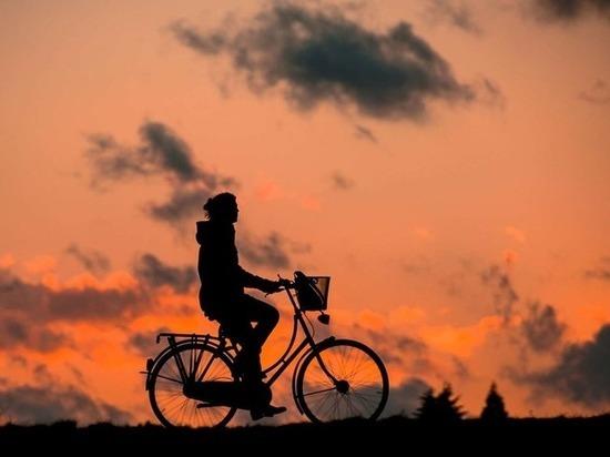 Мурманск посетил голландский велосипедист