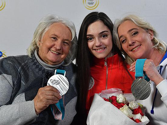 Отец фигуристки Евгении Медведевой раскрыл ее фамильные тайны