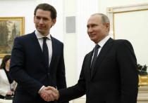 Путин на встрече с «политическим гением» двояко высказался о Донбассе