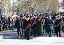 В Серпухове чествовали защитников Отечества
