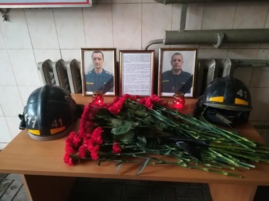 «Паника, все орут»: начальник погибших пожарных рассказал о трагедии