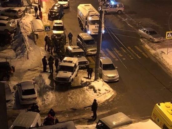 Бойня на Авангардной: в перестрелке два человека погибли и двое ранены