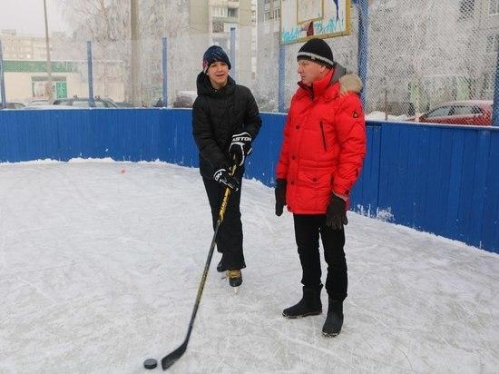 «Аквилон Инвест» возродил дворовый хоккейный турнир в Архангельске