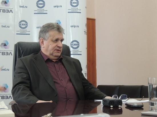 Генеральный директор УЭХК Александр Белоусов –  об итогах года, 3D-принтере и социальной ответственности