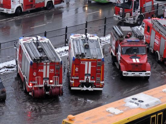Подробности гибели пожарных в Москве: спасли троих детей