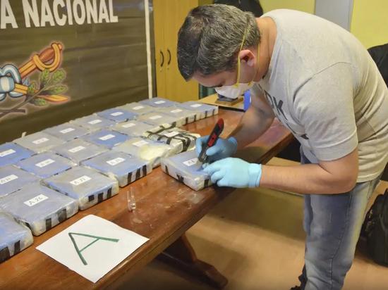 Еще три килограмма: МВД Аргентины сообщило подробности «кокаинового дела»