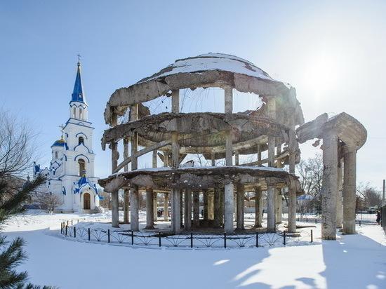 В столице Черноземья обсудили судьбу трагически знаменитой Ротонды