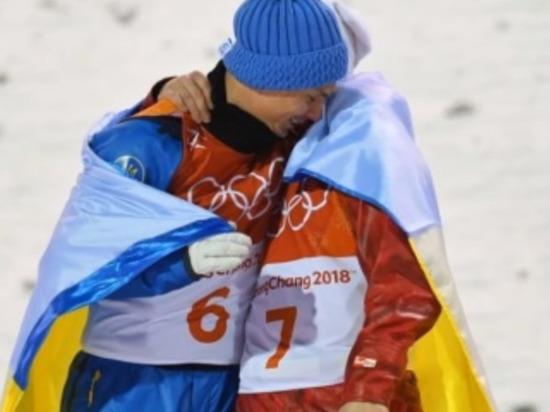 Украинский олимпиец объяснил дружеские объятия с россиянином душевным порывом