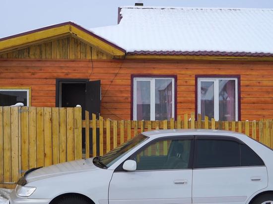В Туве продолжается предоставление законного жилья детям-сиротам