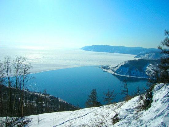 Байкал находится в зоне бюрократической экологии