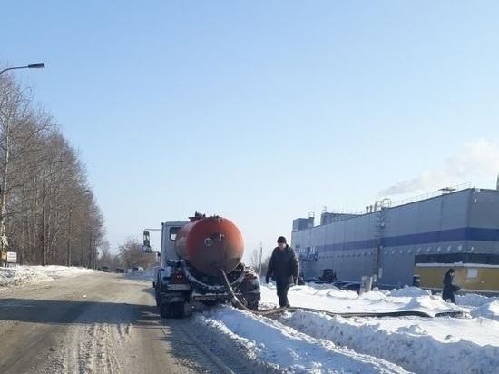 Почему на улице Родионова в Нижнем Новгороде пахнет фекалиями