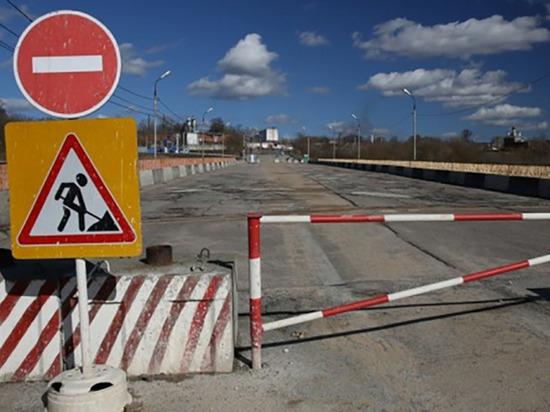 Весной начнутся работы по реконструкции моста через Нару