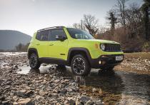Тест-драйв Jeep Renegade: испытываем самый внедорожный из самых маленьких кроссоверов