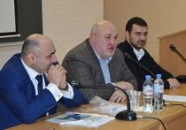 Олимпийский чемпион Тамерлан Тменов провел диалог на равных с костромскими студентами и дзюдоистами