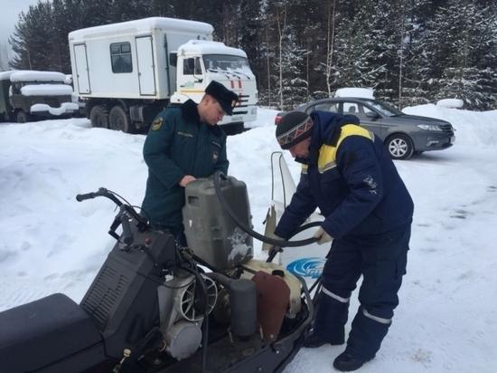 Нашелся турист, которого сотрудники МЧС ищут на перевале Дятлова
