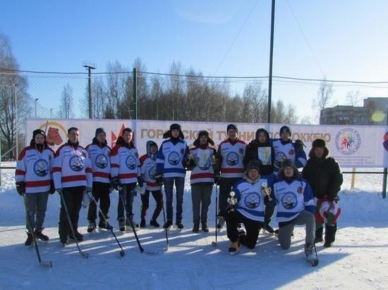 При поддержке Каскада Верхневолжских ГЭС в Рыбинске прошел хоккейный турнир