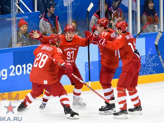 15 игроков нашей команды завоевали на Олимпиаде медали высшей пробы
