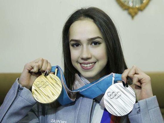 Олимпийская чемпионка Загитова выразила готовность провести мастер-класс для Путина