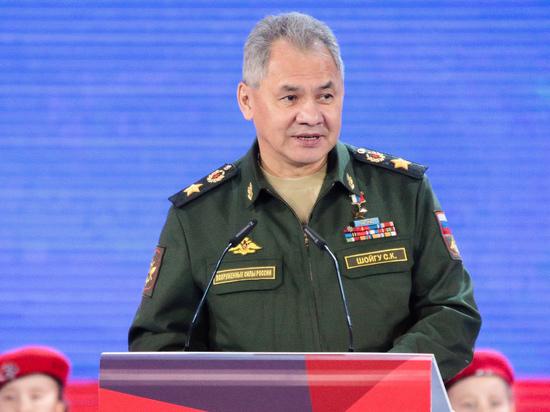 Шойгу предложил создать международную комиссию по ситуации в Ракке
