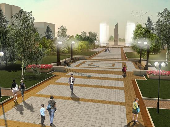 Омские архитекторы подготовили 15 дизайн-проектов благоустройства общественных пространств