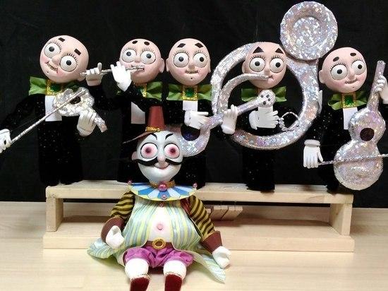 Художник Театра кукол рассказывает  об особенностях своей профессии