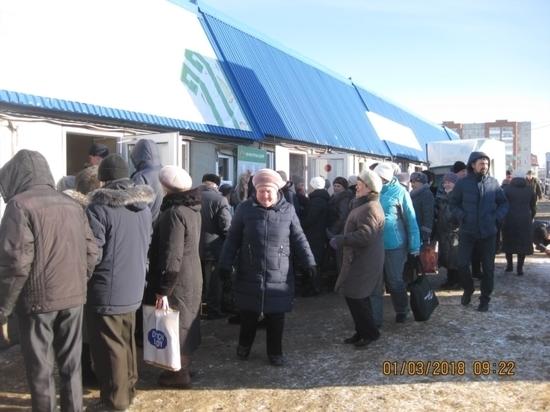 В Чебоксарах стартовала межрегиональная выставка «Картофель-2018»