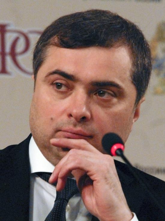 Сурков предложил назвать новое вооружение РФ