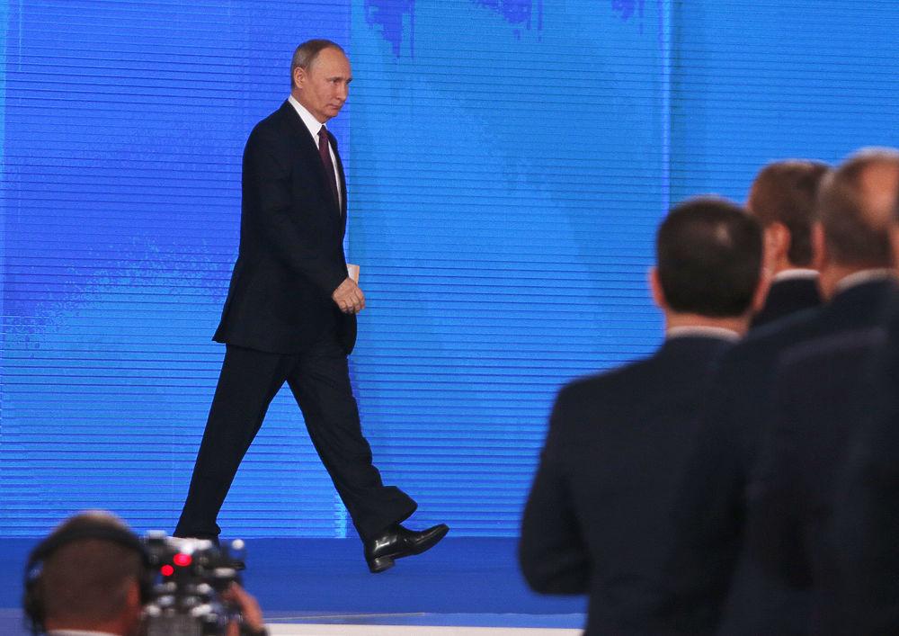 Рамзан Кадыров и другие: кого позвали на послание Путина