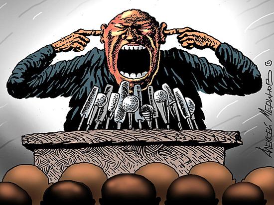 Дурдом-2018: почему предвыборные дебаты превратились в балаган