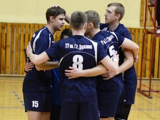 Волейболисты из Тамбова победили в финале чемпионата России