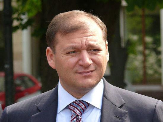 Это сделал депутат Верховной Рады Михаил Добкин