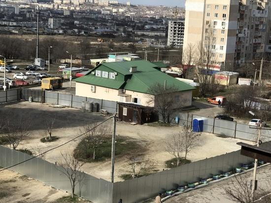 Точечная застройка Симферополя: добрались уже и до Балаклавской